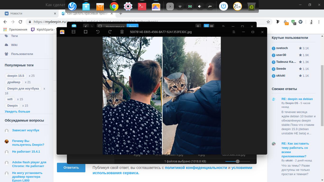 RE: Как сделать красивый просмотрщик изображений?